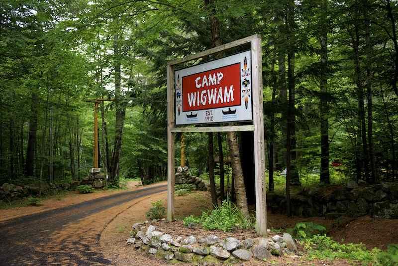Camp Wigwam